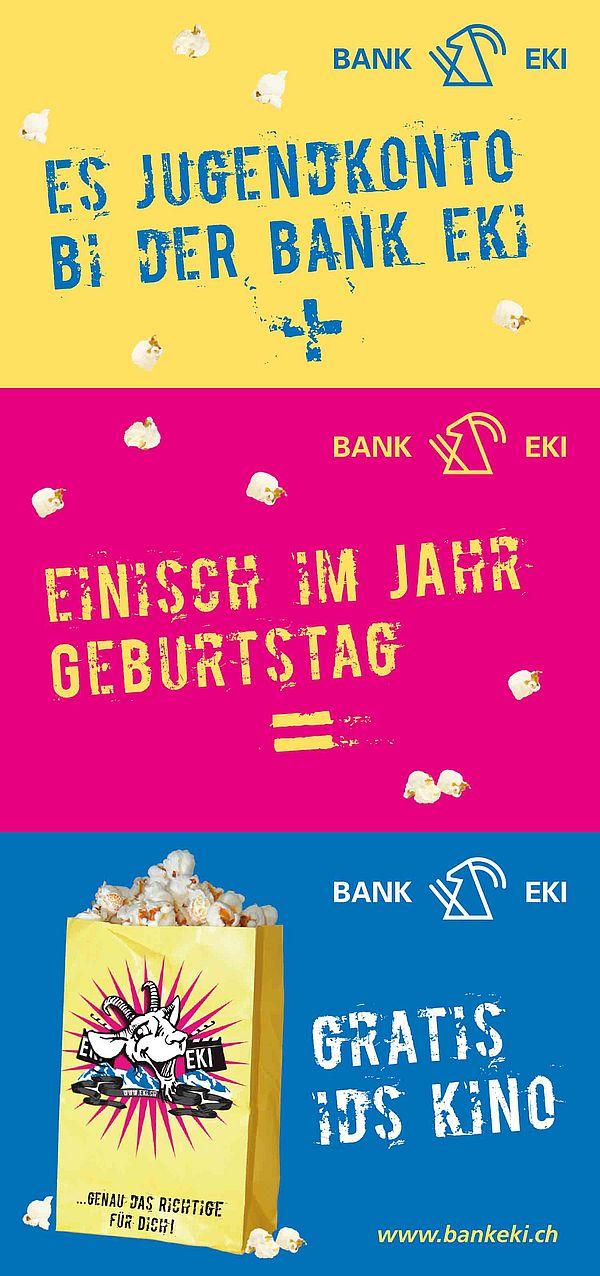 BANK EKI Genossenschaft