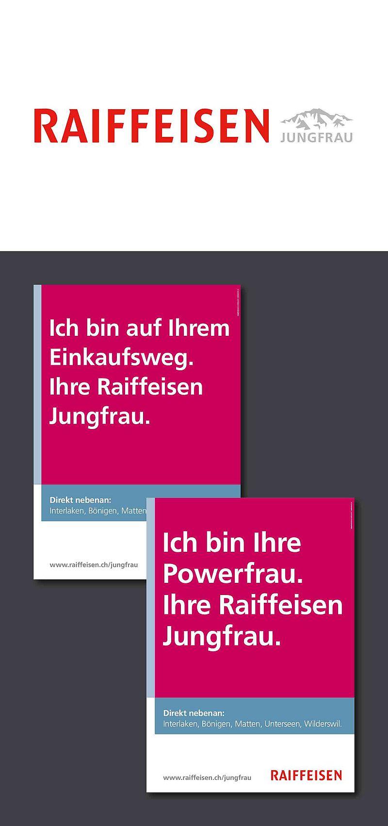 Raiffeisenbank Jungfrau